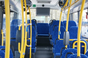 Een ritje met de bus